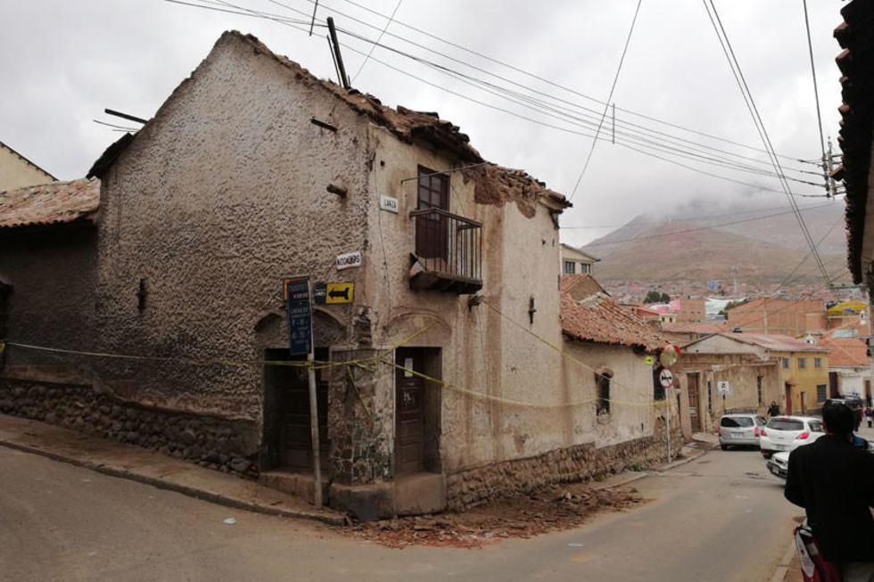Expropiación de la casa de Alba ya tiene proyecto de ley municipal