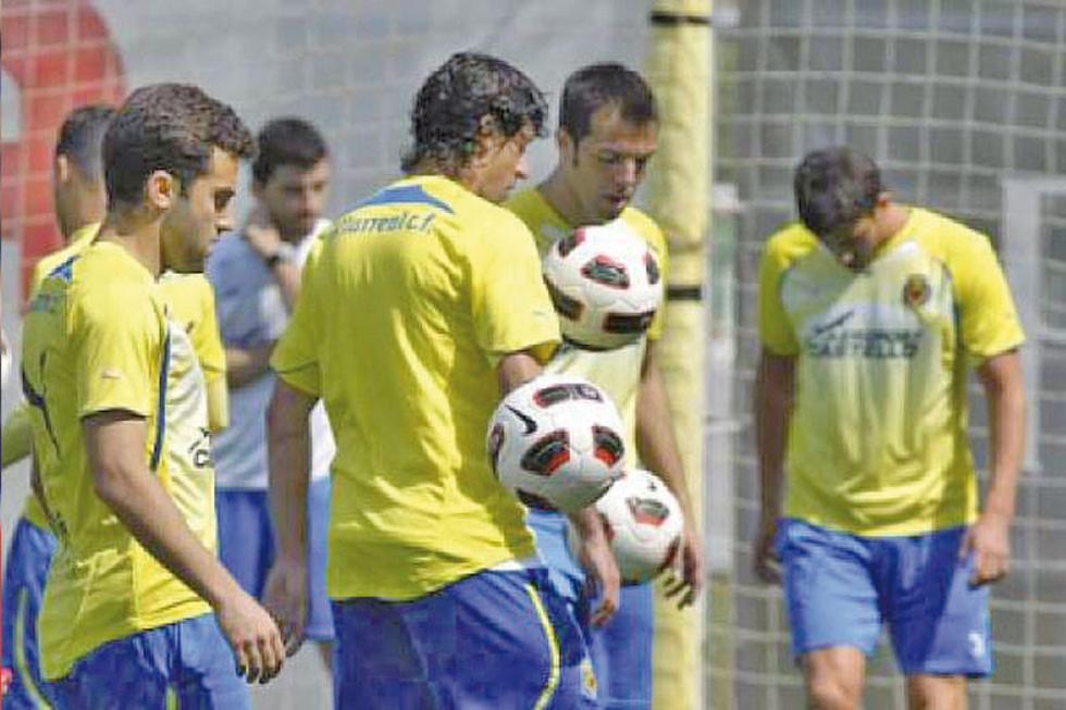 Villarreal recibe sin margen de error al plantel de Alavés
