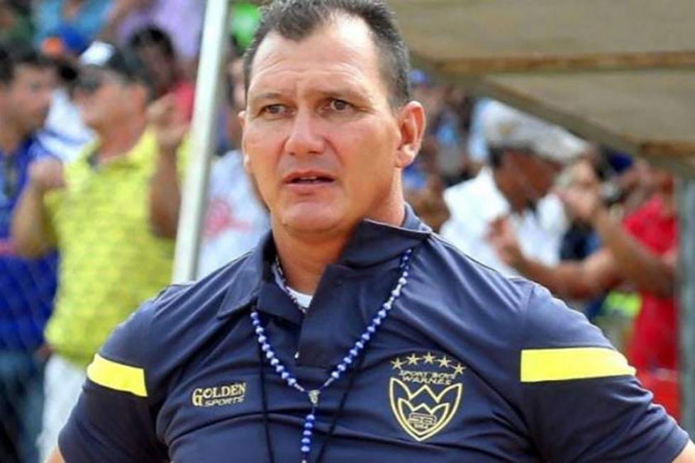 El argentino Carlos Leeb.