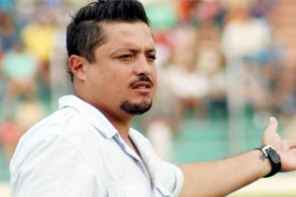 El mexicano David de la Torre.