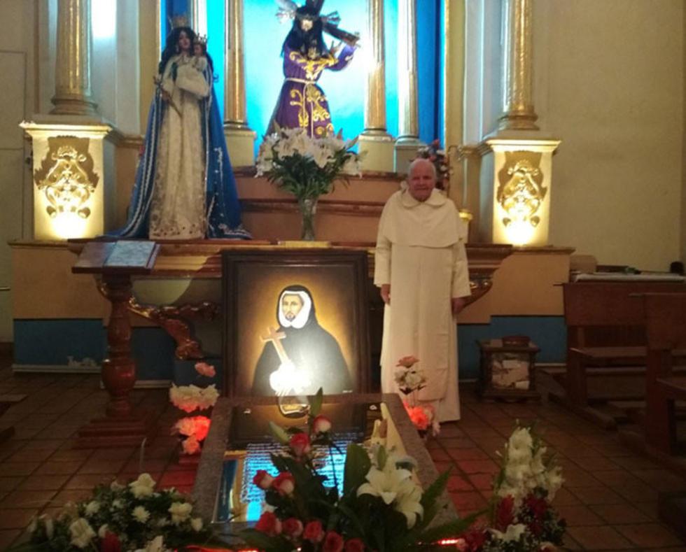 Impulsan la beatificación de Fray Vicente Bernedo