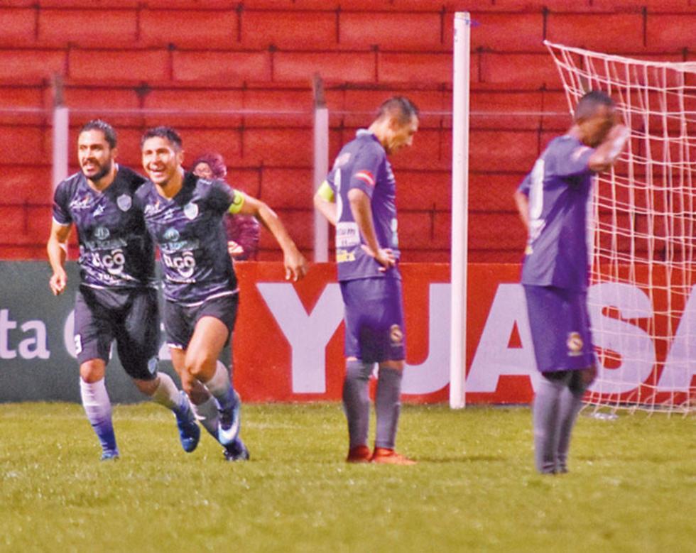 Real Potosí cede puntos incluso en condición de local