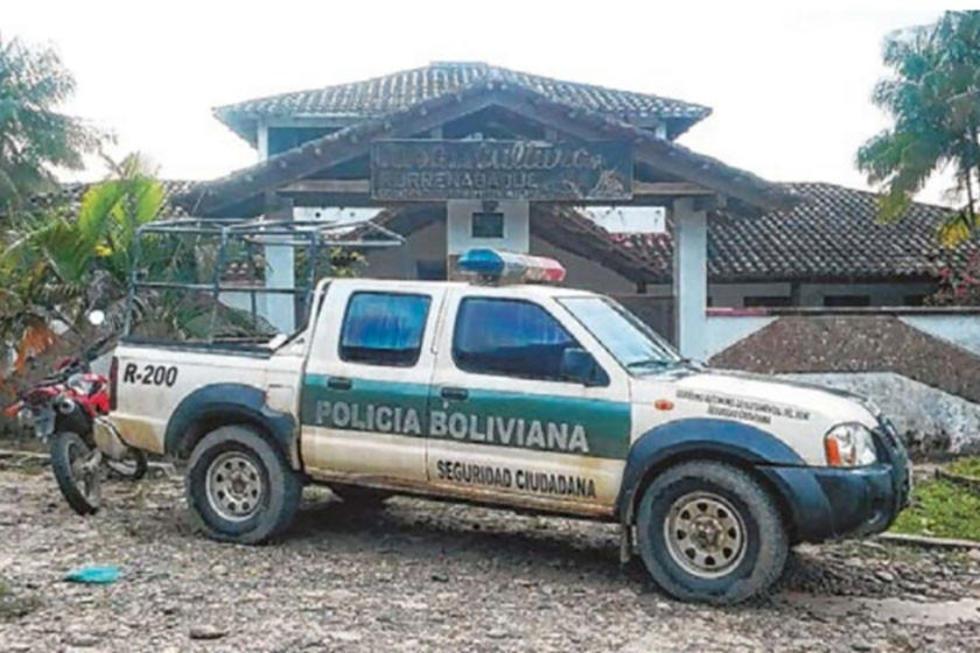 La sesión judicial se desarrolló en la Casa de la Cultura de Rurrenabaque.
