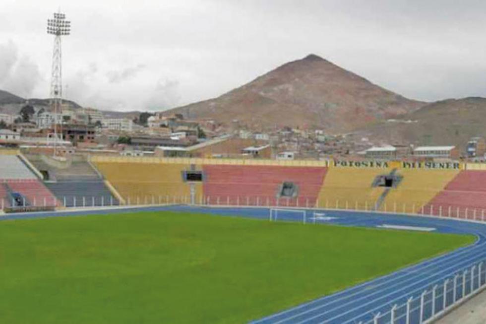 Conmebol verifica el estadio potosino para la Copa Sudamericana