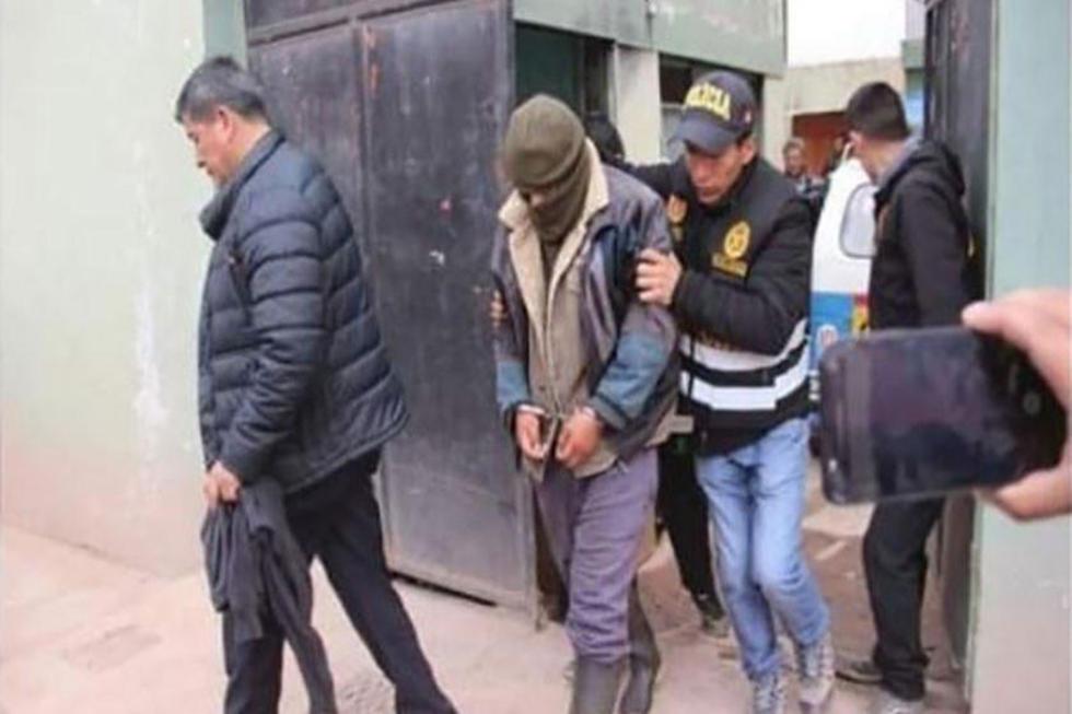 Fue detenido por las autoridades y confesó su crímen.