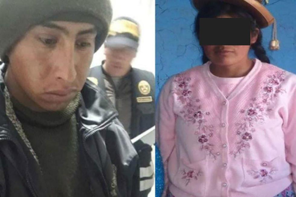 Wilfredo Rodríguez Quispe (24) terminó con la vida de Dina Quispe Choquemani (27).