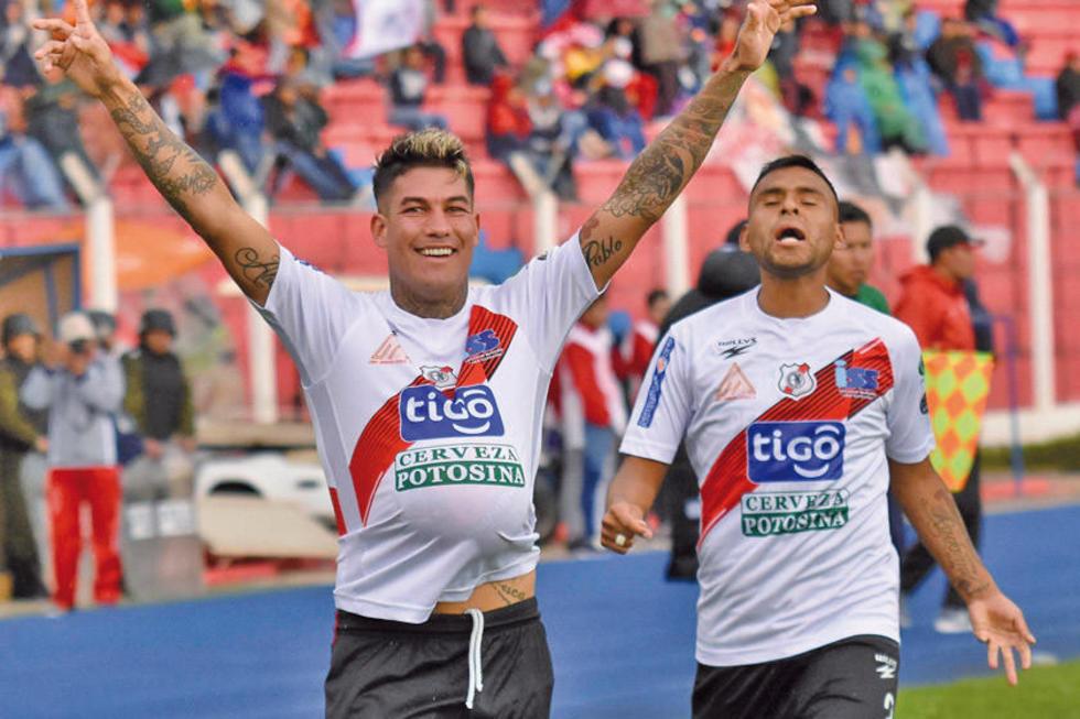 Nacional enfrenta a Bolívar en otra final