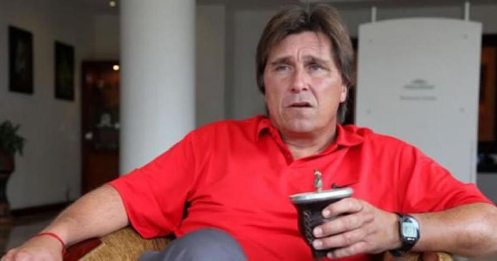El exjugador argentino debutó en Unión de Santa Fe en 1986.