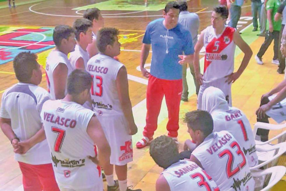 Hexagonal final de básquet se jugará en La Paz y Potosí