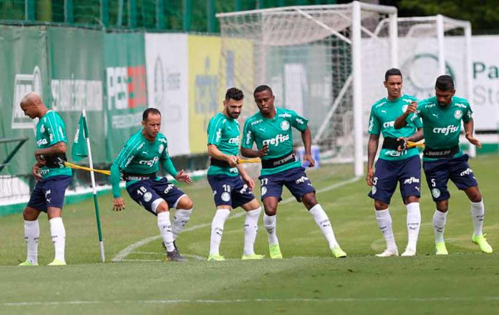 Palmeiras busca sellar su pase a siguiente etapa