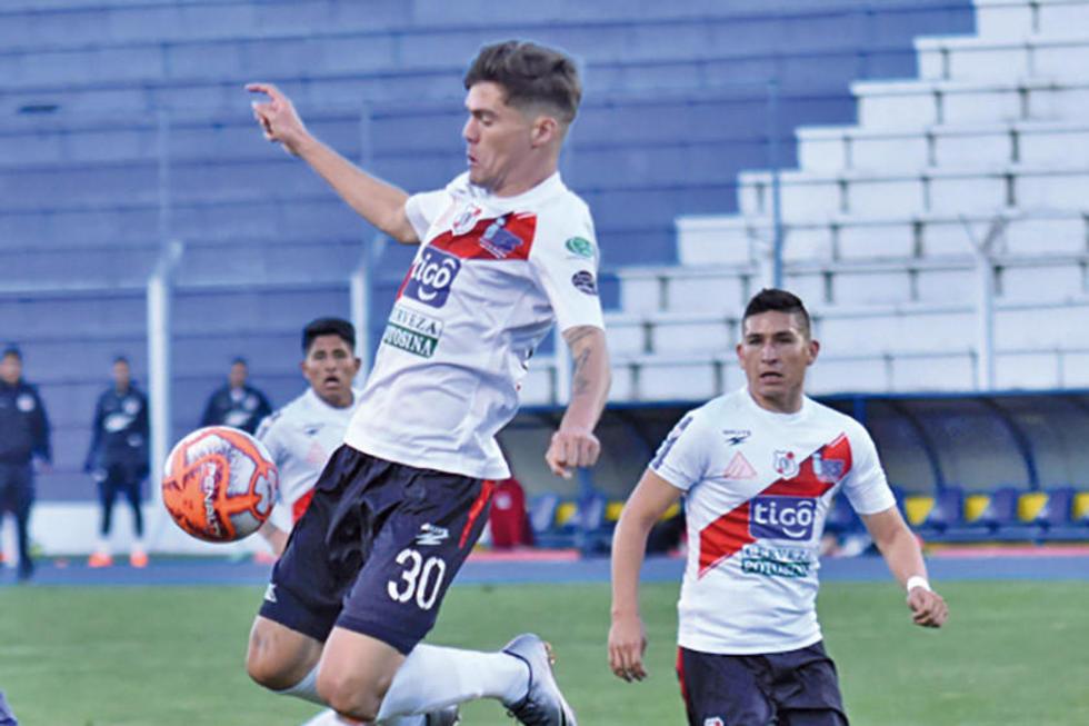 Nacional Potosí quiere subir a la punta con la victoria de hoy