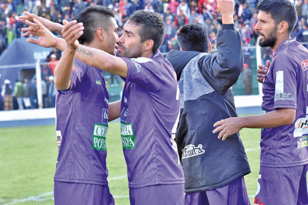 Real Potosí pretende seguir sumando de a tres y salir del fondo
