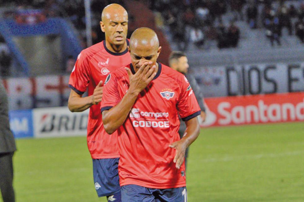Wilstermann pierde y queda fuera de la Copa Libertadores