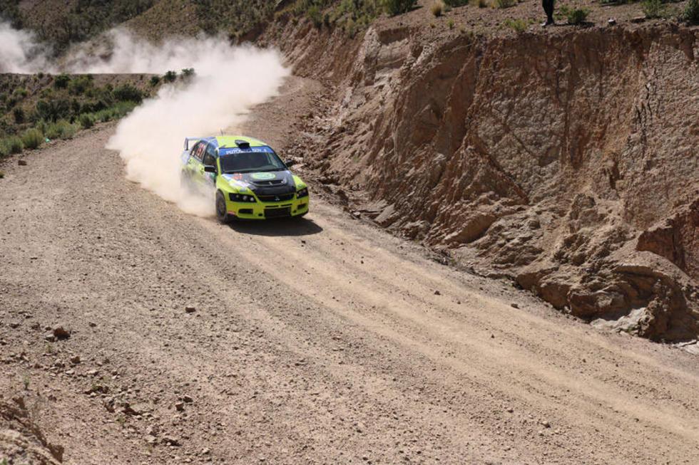 Potosinos hacen podio en nacional de autos en la Villa Imperial