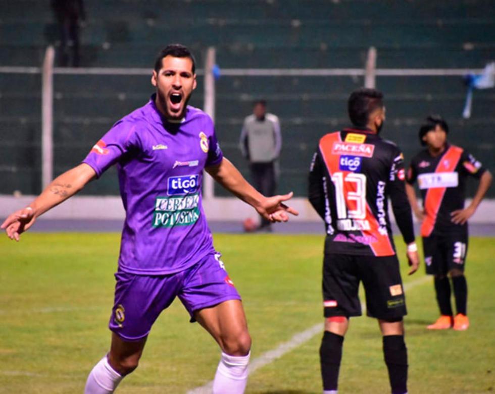 Real Potosí gana y tiene 24 puntos en el torneo