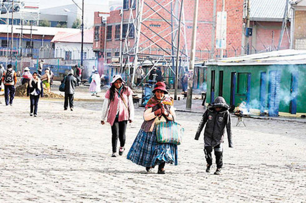 Reportan bajas temperaturas en el sudoeste de Potosí