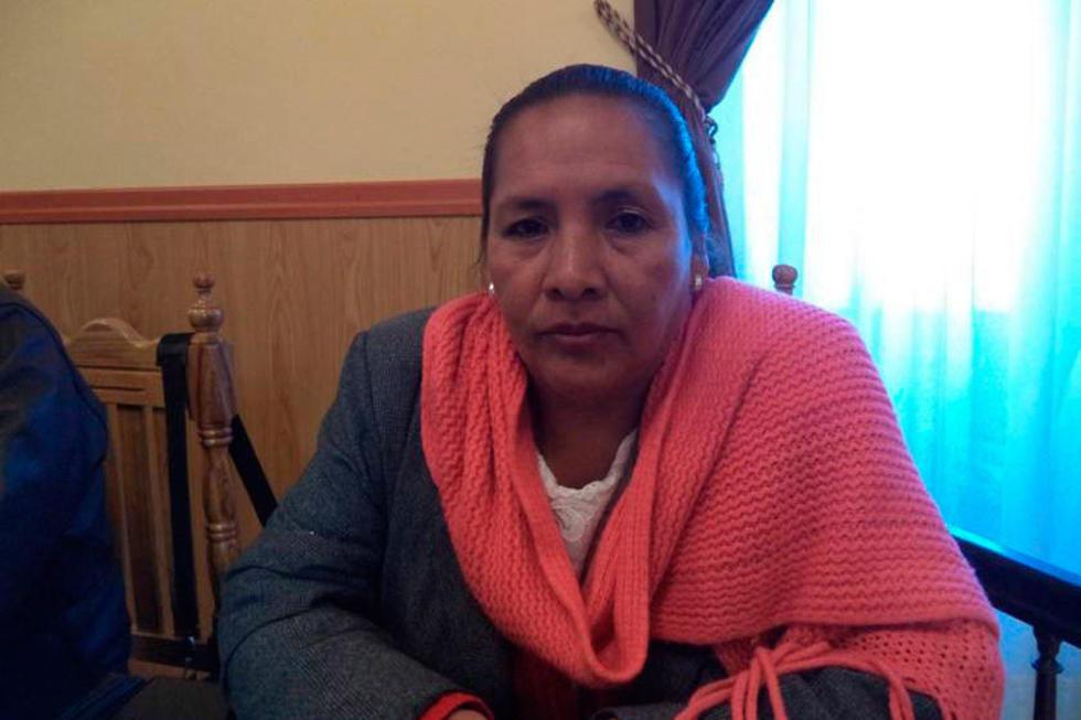 Cledy Ruiz alista demanda por acoso político en el Concejo