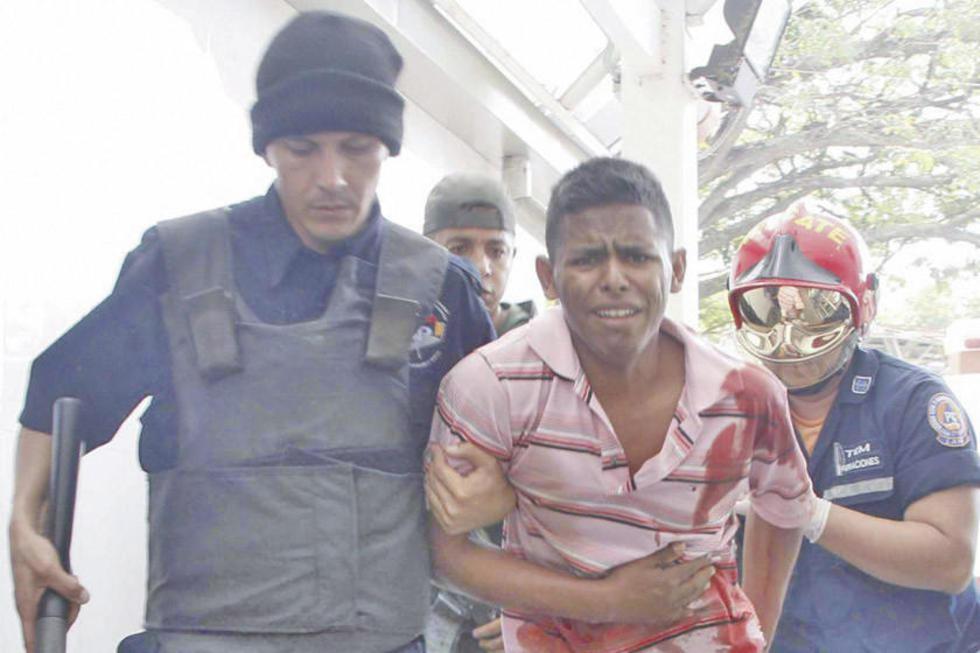 Reportaron 29 muertos en un motín en cárcel de Venezuela