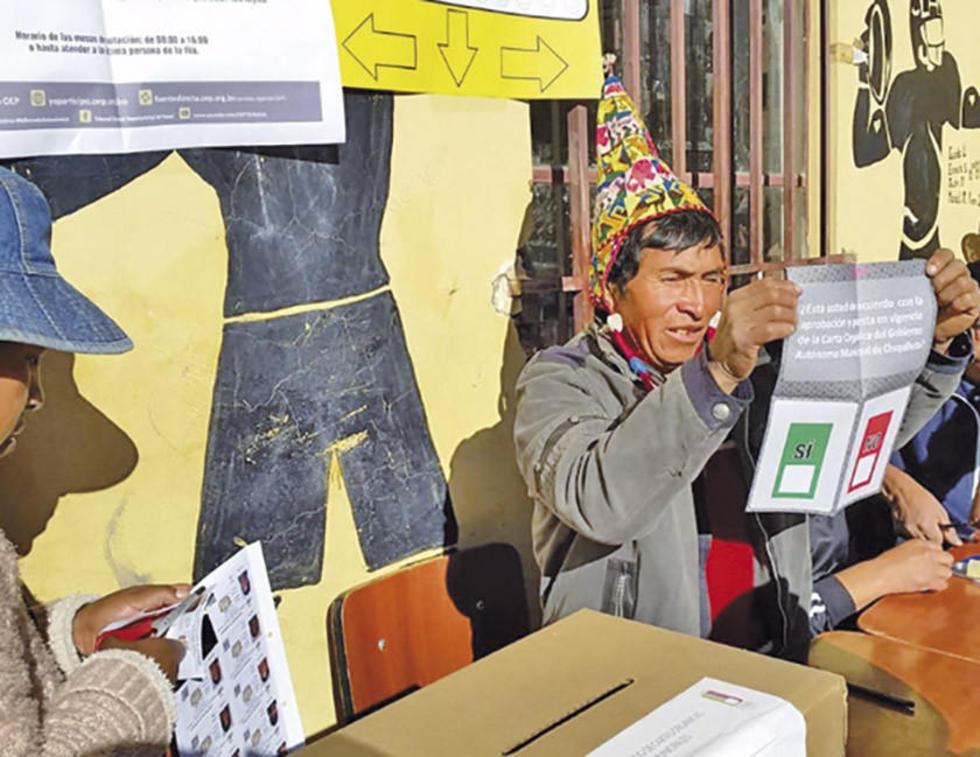 Chuquihuta aprobó ayer su Carta Orgánica Municipal