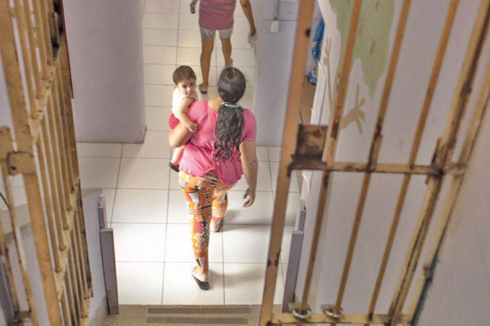 Existen 1.535 mujeres privadas de libertad en cárceles de Bolivia