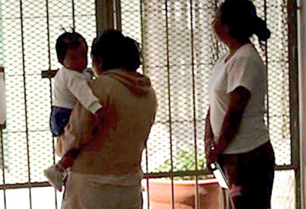 Las mujeres en las cárceles del país reflejan una situación preocupante.