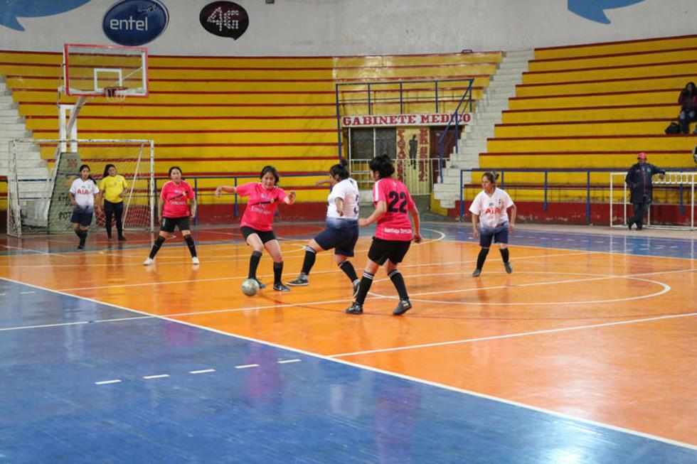 El equipo del Mercado Uyuni venció por 6-5 a Villa Banzer.