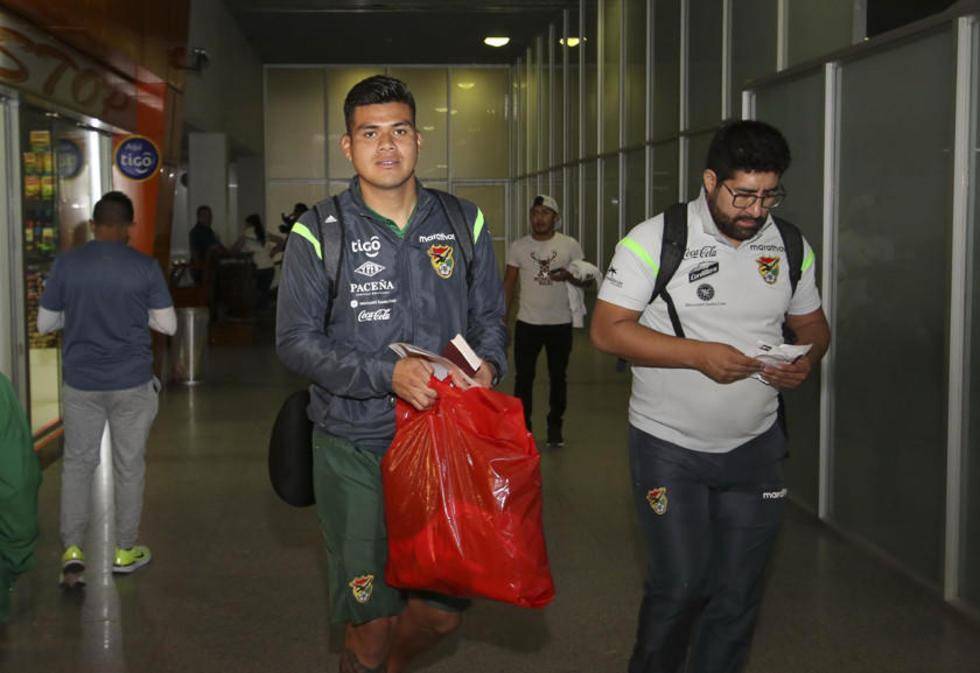 El arquero de Nacional Potosí, Javier Rojas, quedó en la lista final que irá a Brasil.