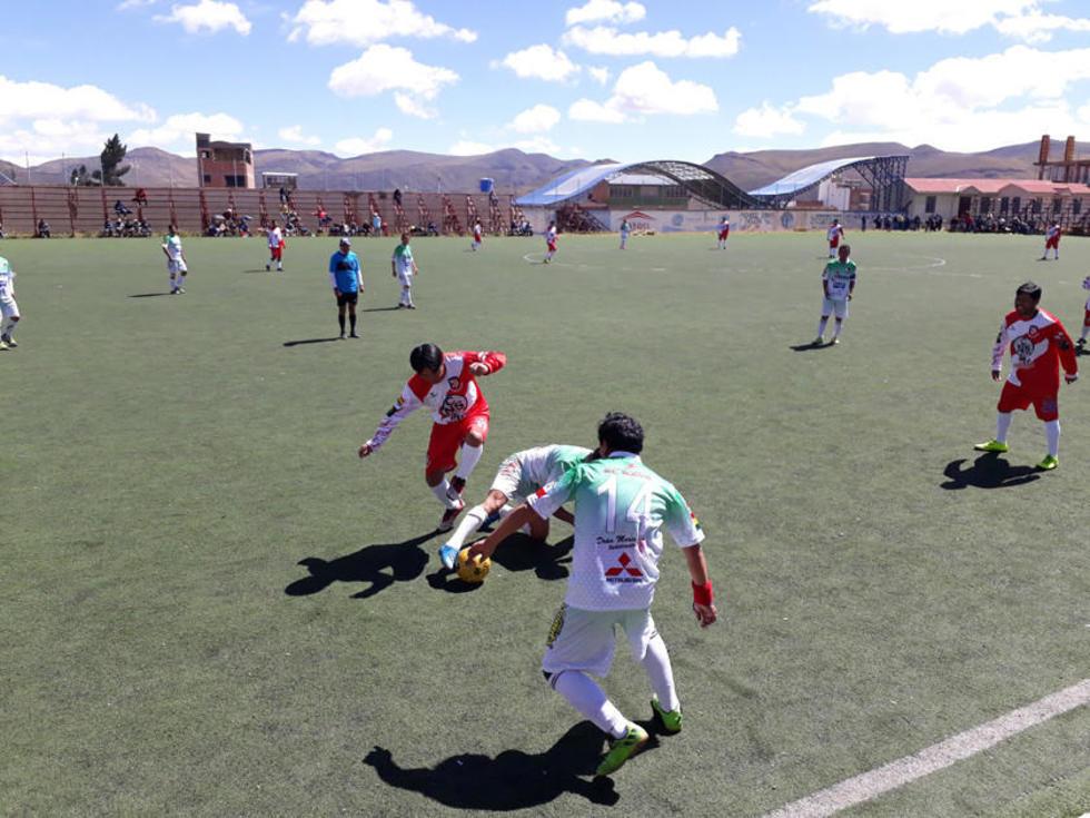 Felipe Hartmann quiere seguir avanzando a paso firme en el torneo de la Mutual