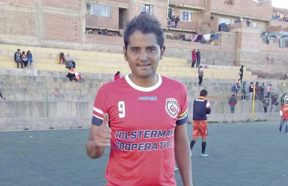 Lucas Méndez anotó el gol de la victoria para el cuadro cooperativista.