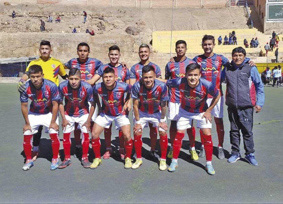 El equipo completo de Stormers San Lorenzo.