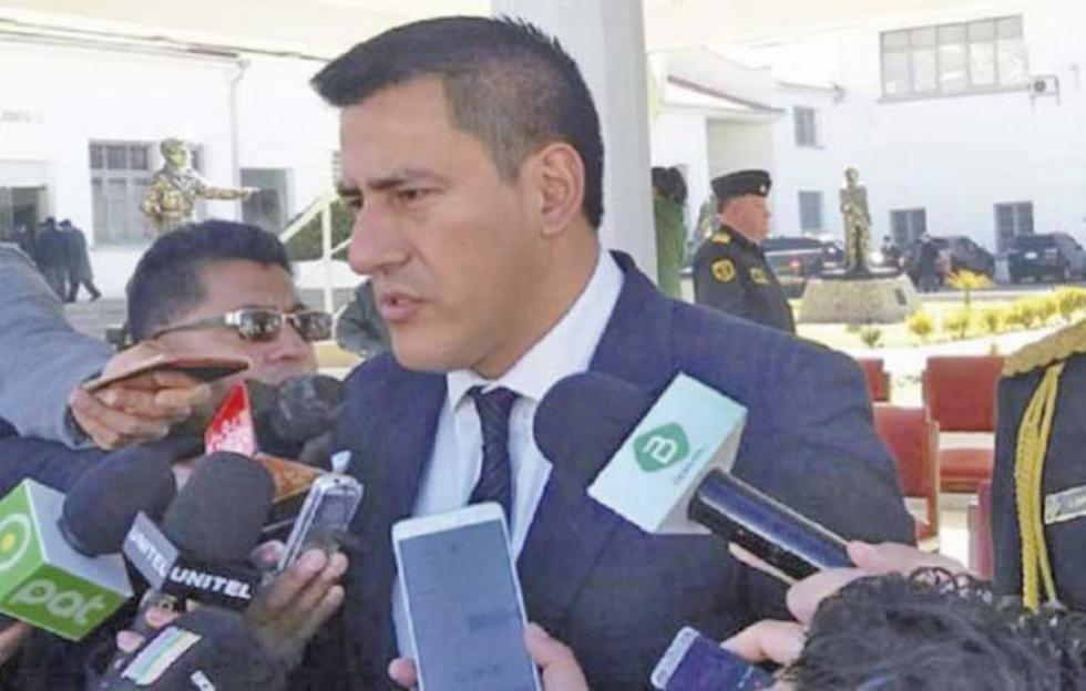 El titular del Ministerio de Defensa, Javier Zabaleta.