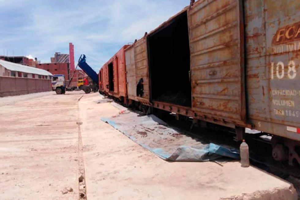 Se abre semana clave en lucha contra carguío de minerales