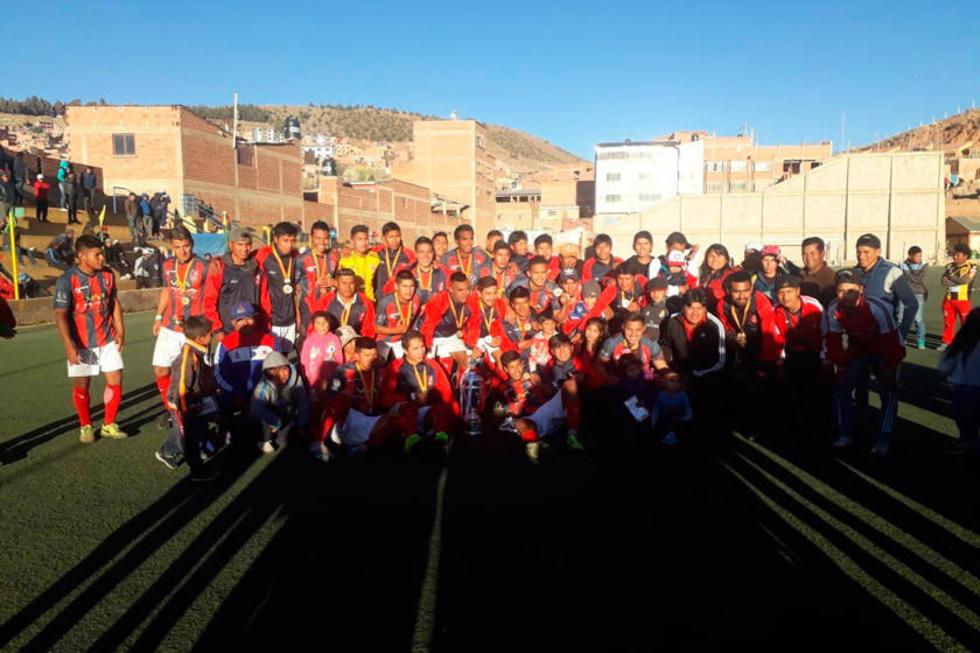 Stormers San Lorenzo es el campeón del torneo de la AFP