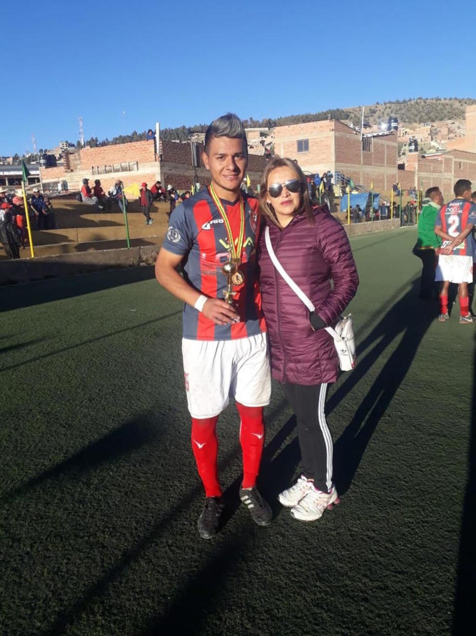 Juan Pablo Filipezuk, de San Lorenzo, fue el goleador del torneo con 22 tantos.