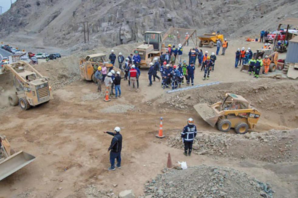 Falleció el otro boliviano que está enterrado en mina chilena