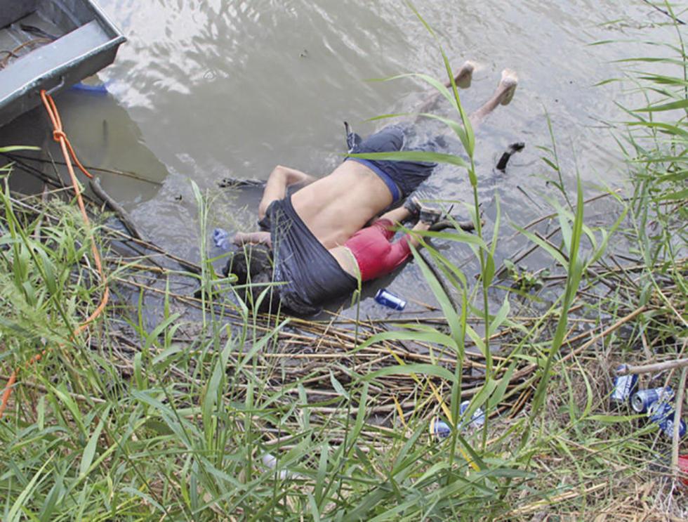 Migrantes mueren al tratar de ingresar a EE.UU.