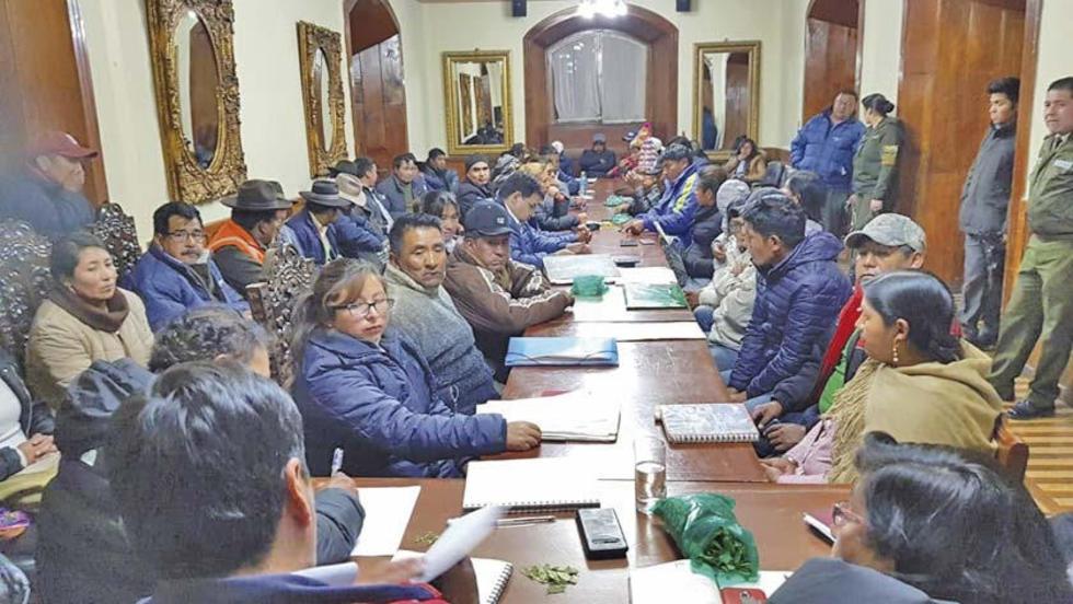 La mediación de la Gobernación y Defensoría del pueblo tuvo resultado.