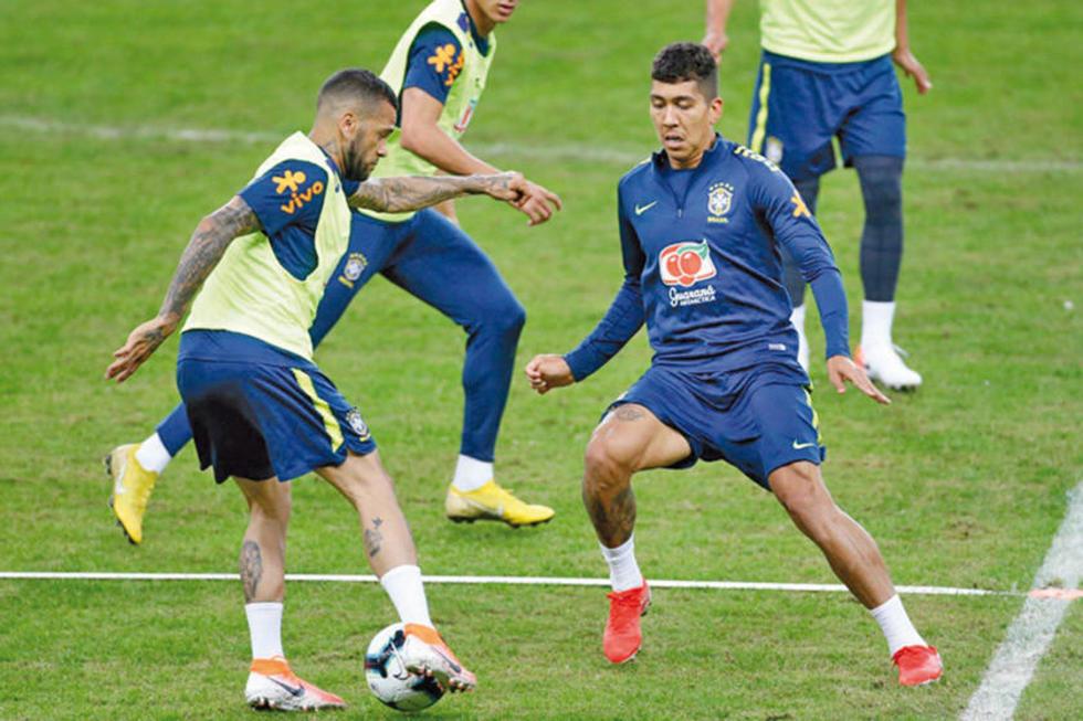 """Brasil y Paraguay van por su pase a """"semis"""" en la Copa América"""