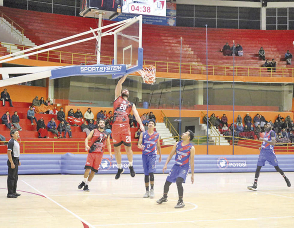 Nacional Potosí va a paso de campeón