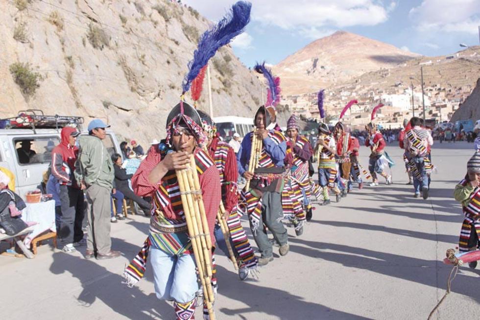 La Affap pretende que la festividad sea declarada Patrimonio Intangible de la Humanidad.