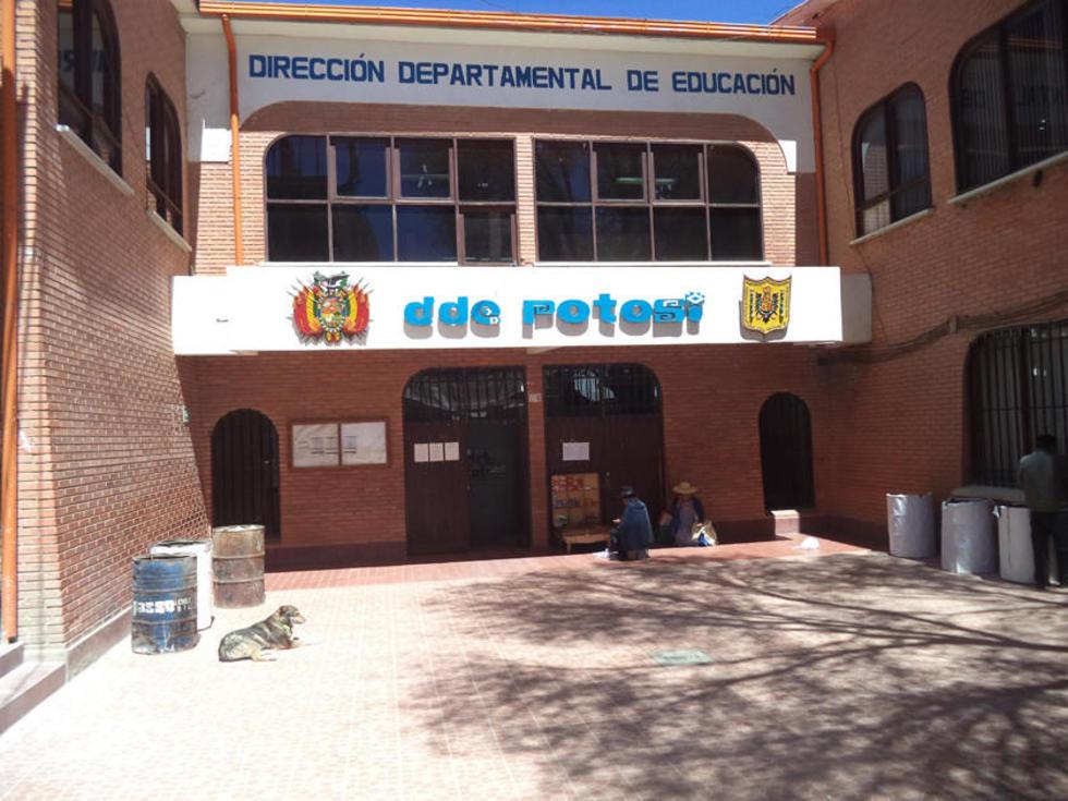 La reunión se desarrollará en la Dirección Departamental de Educación.