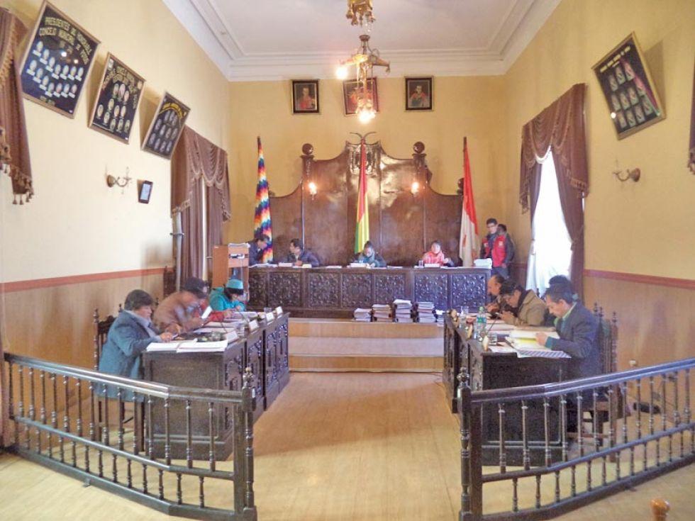 Aprueban modificación presupuestaria por siete millones de Bolivianos