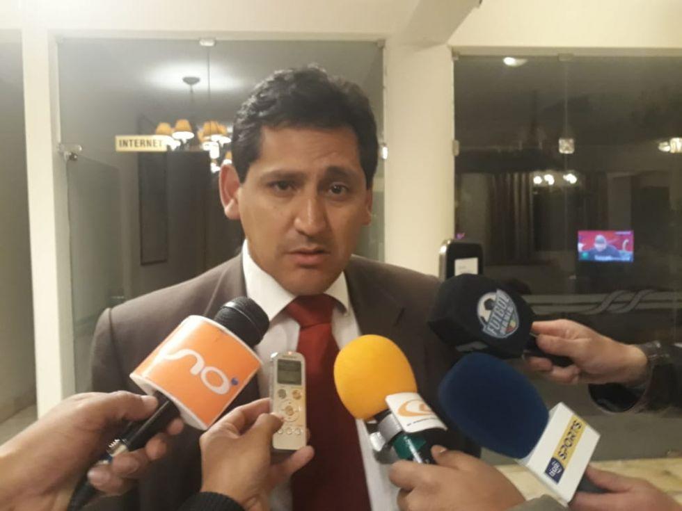 Vladimir Castellón deja Nacional Potosí