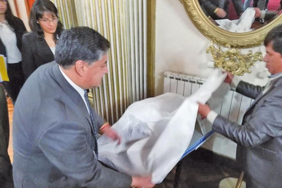 Anuncian inicio de obras de Fiscalía en avenida Villazón