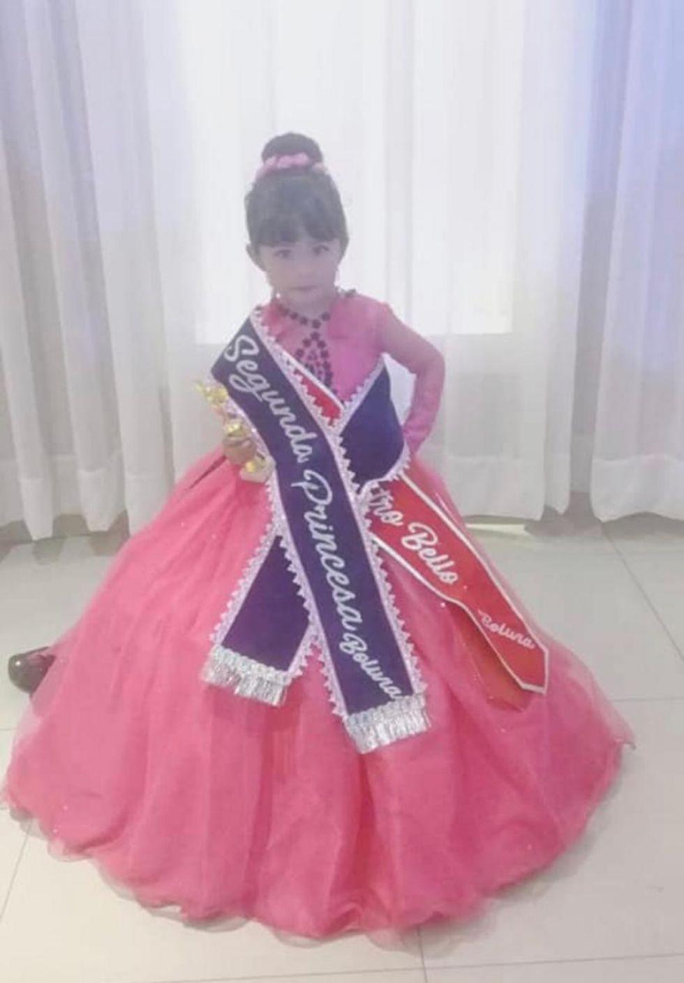 Kendra Ariana Muñoz Sanabria.