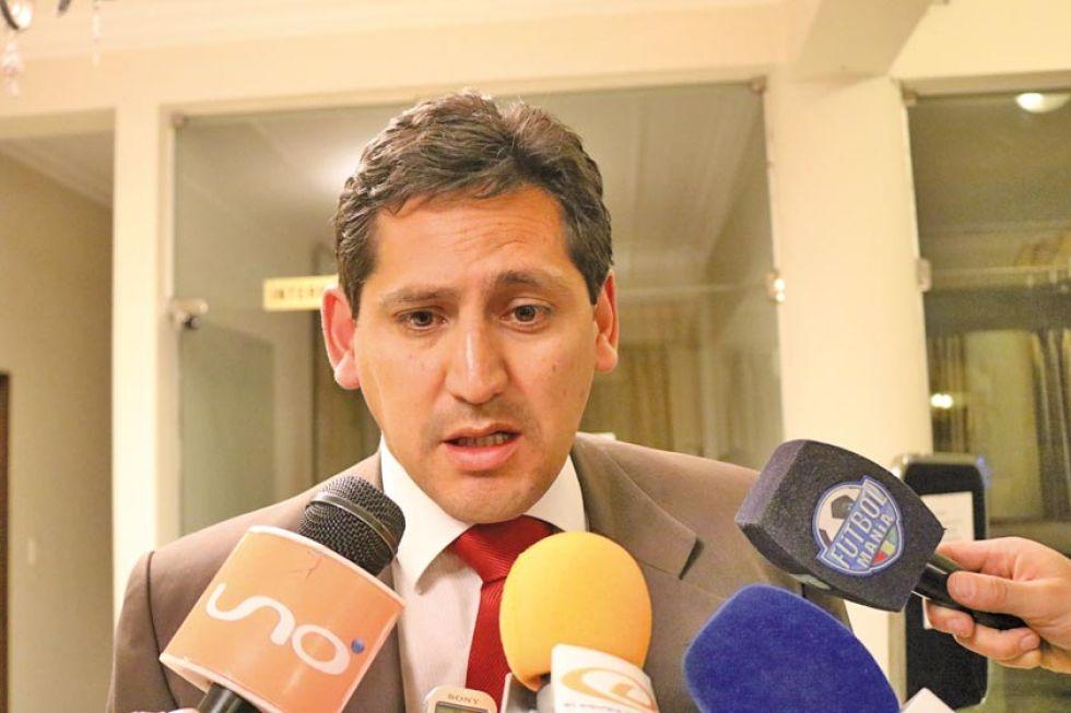 Vladimir Castellón deja Nacional Potosí para jugar en Bolívar