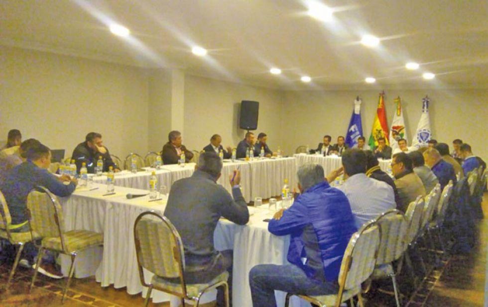 Clubes ratifican el inicio del campeonato Clausura para este fin de semana