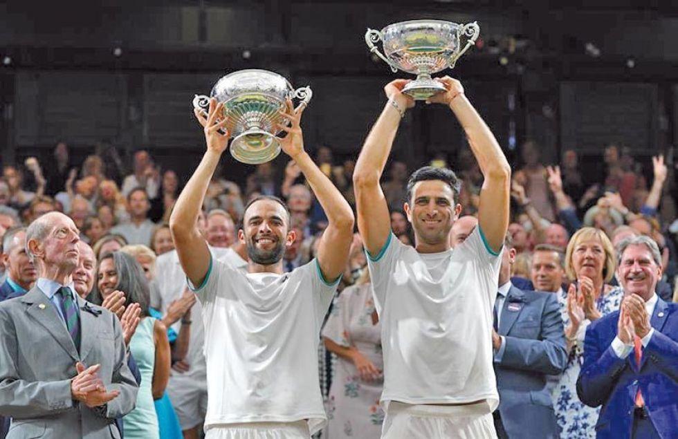 Cabal y Farah son los primeros colombianos en ganar el torneo en Londres