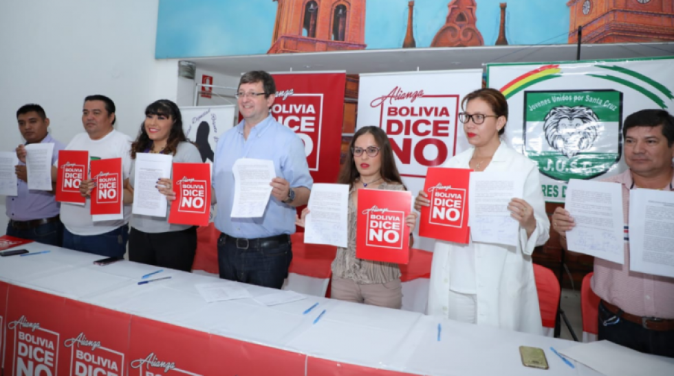 Bolivia Dijo No activa plan para inhabilitar a Rodríguez como candidato