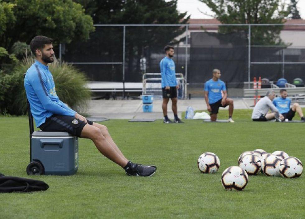 Boca Juniors pierde a Lisandro López por lesión